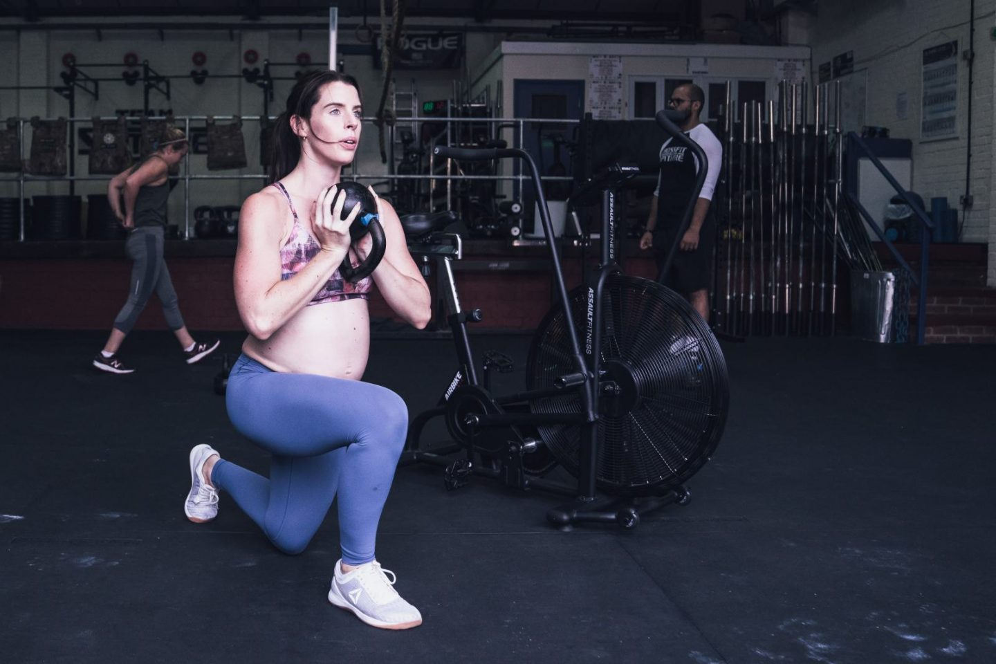 PREGNANCY FITNESS SURVIVAL | ALL TRIMESTERS - CarlyRowena